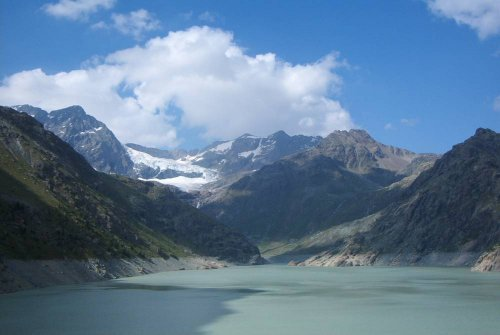 lago gera 157 panorama dalla diga